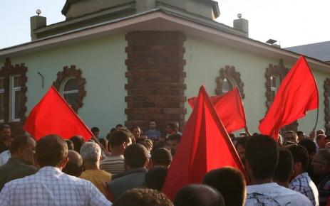 MKP'liler için tören düzenlendi