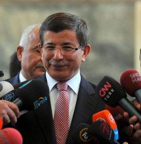 Davutoğlu Mısır'a gitti