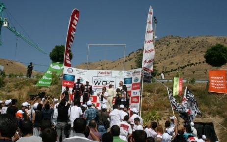 Offshore Yarışları Tunceli'de