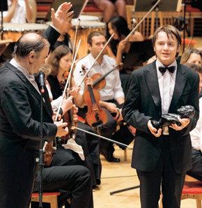 Çaykovski Ödülü Rus piyanistin