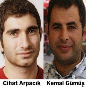 Halep'te iki Türk gazeteci alıkonuldu!