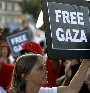 Gazze yolunda Yunan engeli