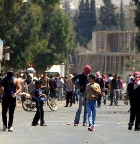 Suriye askerleri Hama'ya girdi