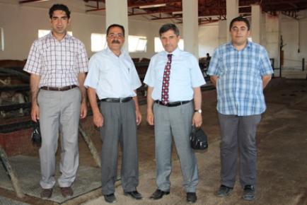Tarım'dan Doğu Anadolu Projesi