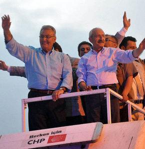 Antalya'da Baykal da kürsüde