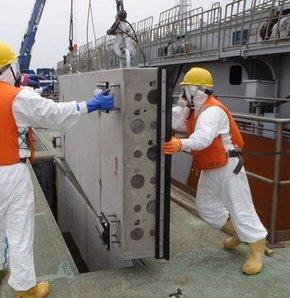 Fukuşima 'robot süpürgelerle' temizleniyor