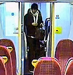 ''Vahşi batı'' usulü tren soygunu