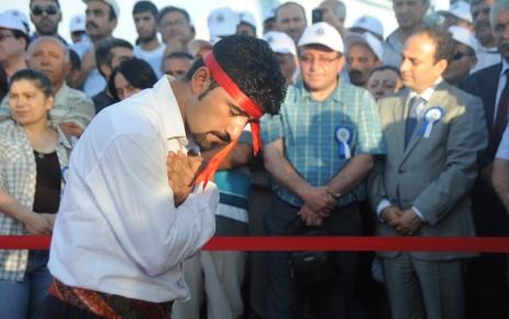 Diyarbakır'da İlk Cemevi
