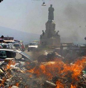 Mafyanın çöpleri halkı kanser ediyor