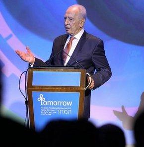 Peres'ten Yunanistan'a Gazze teşekkürü