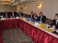 FKA Yönetim Kurulu, Dersim'de toplandı