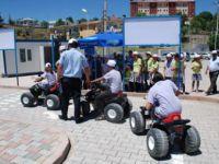 SODES Kapsamında Öğrencilere Trafik Eğitimi Verildi
