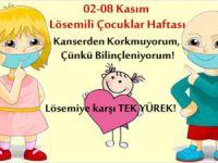 Halk Sağlığı Müdürlüğünden Lösemili Çocuklar açıklaması