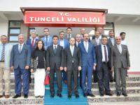 Gençlik ve Spor Bakanı Kılıç Dersim'de iftara katıldı