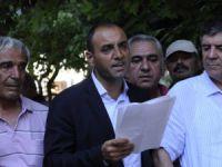 CHP Dersim İl Örgütünden darbe tepkisi