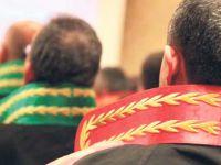 Dersim'de 7 hakim ve 3 savcı tutuklandı