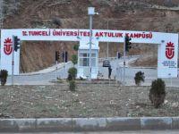 Tunceli Üniversitesi'nde FETÖ Operasyonu