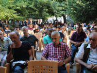 Dersim Barosu, Erkan Doğan'ın öldürülmesini kınadı