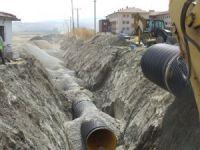 Hozat'ta alt yapı çalışmaları hız kazandı