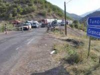 Dersim-Erzincan karayolu çift taraflı kapatıldı