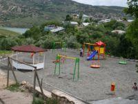 Akpazar'da 13 park açıldı