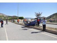 Dersim'de Trafik Kazası: 3 yaralı