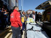 Zırhlı Ambulans Tahsis Edildi