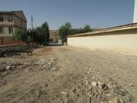 Hozat'ta hastane yolu çalışması tamamlandı