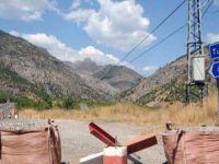 Ovacık'ta yerleşim yerlerinde sokağa çıkma yasağı
