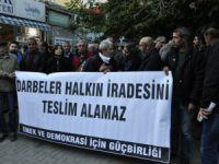 HDP Milletvekillerin tutuklanması protesto edildi