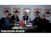 Çatalcaspor'dan sansür iddialarına yanıt: Dersimspor da bizim!