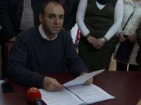 CHP  Dersim İl Yönetimde Tartışma