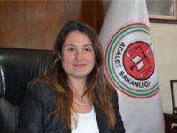 Başsavcı  Eryılmaz'ın yeni görev yeri Manavgat oldu