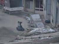 Dersim'de şüpheli çanta polisi alarma geçirdi