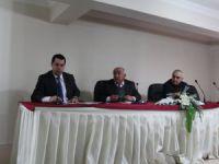 KOSGEB ve İŞKUR'dan bilgilendirme toplantısı