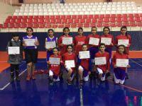 Basketbolda Büyük Başarı!