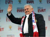 Başbakan Yıldırım Tunceli'ye geliyor
