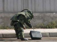 Tunceli'de bomba paniği