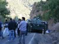 Tunceli Valiliği: 1 asker yaralandı