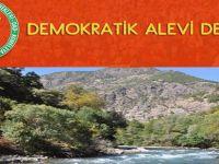 """""""BARAJLAR DERHAL GERİ ÇEKİLSİN"""""""