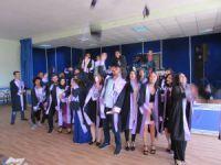 Hozat'ta mezuniyet töreni heyecanı