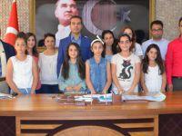 Etik Yarışmasında Dereceye Giren Öğrenciler Ödüllendirildi