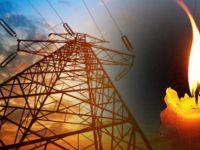 Pertek'te elektrik kesintisi