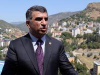 """Milletvekili Erol: """"Yaşananlar bizi isyan etme noktasına getirdi"""""""