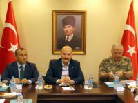 İçişleri Bakanı Soylu, Tunceli'ye geldi