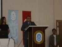 Munzur Üniversitesinde konferans düzenlendi
