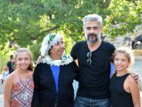 Ünlü oyuncu Kanbolat Görkem Arslan, Munzur Gözeleri'ni gezdi