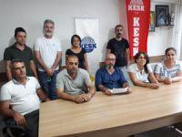"""KESK Dersim Şubesi'nden """"Toplu Sözleşme"""" açıklaması"""