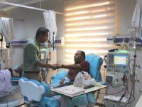 Belediye'den diyaliz hastalarına moral etkinliği