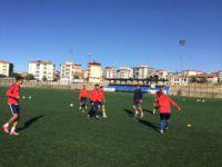 Yeşilyurt Belediyespor'da Dersimspor maçı hazırlıkları sürüyor